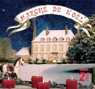 Marché de Noël – Malouinière de la Ville Bague