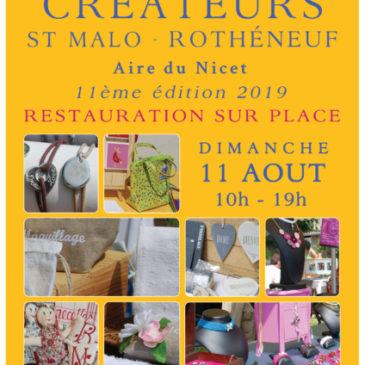 11ème édition du marché des créateurs